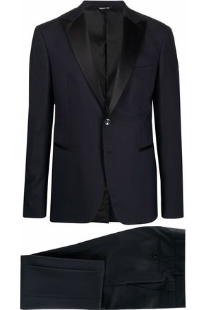 Tonello Men Suits - Single-breasted wool suit