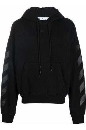 OFF-WHITE Arrows Skate drawstring hoodie