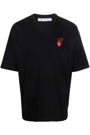 OFF-WHITE Men Short Sleeve - Logo short-sleeve T-shirt