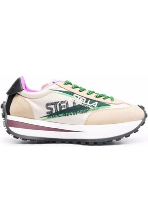 Stella McCartney Reclypse recycled-polyester sneakers - Neutrals
