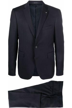TAGLIATORE Single-breasted wool suit