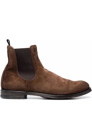 Officine creative Ankle leather boots