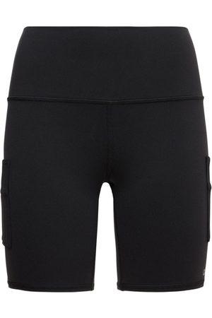alo High Waist Cargo Shorts