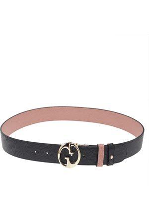 Gucci /Pink Leather 1973 Reversible Belt 90 CM