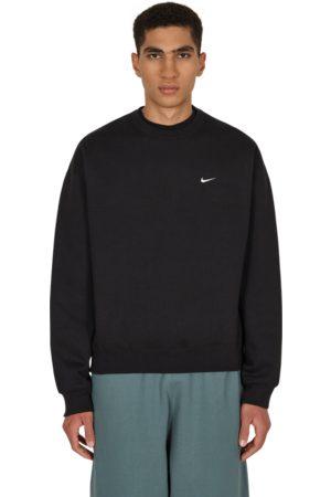 Nike Men Sweatshirts - Nrg solo swoosh crewneck sweatshirt /