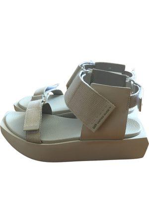 united nude Leather sandal