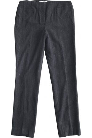 Jil Sander Cashmere straight pants