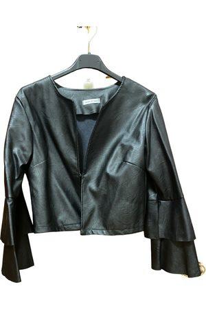 SARTORIA ITALIANA Leather short vest