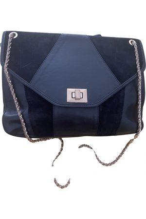 Sézane Women Purses - Clark leather handbag
