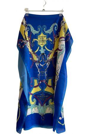 Hermès Silk neckerchief