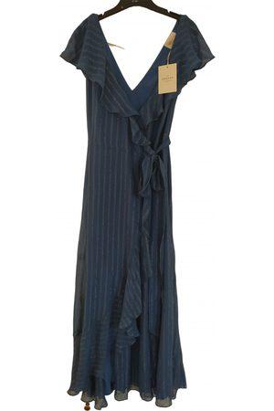 Sézane Spring Summer 2020 silk maxi dress
