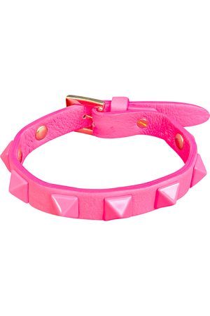 VALENTINO GARAVANI Leather bracelet