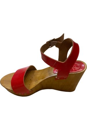 Minelli Patent leather sandals