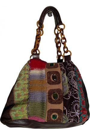 Maliparmi Velvet handbag