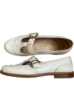 RUSSELL & BROMLEY Leather flats