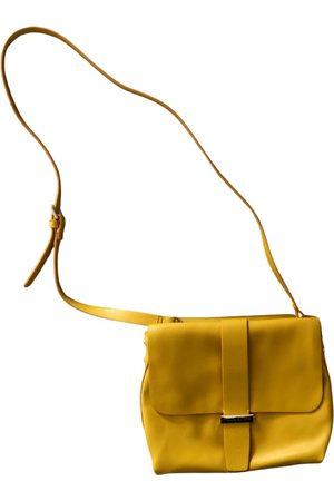 Manila Grace Vegan leather crossbody bag