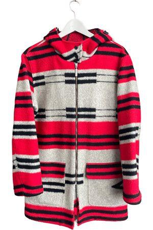 JC DE CASTELBAJAC Wool coat
