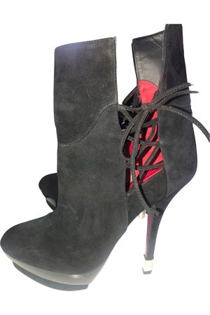 Cesare Paciotti Pony-style calfskin boots