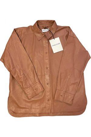 Stand Studio Leather jacket