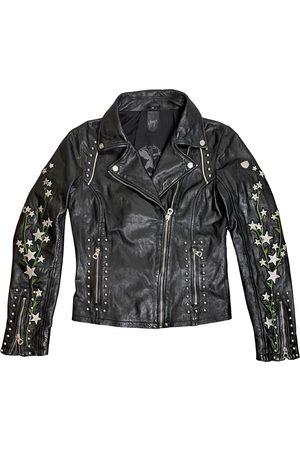 Gipsy Leather biker jacket