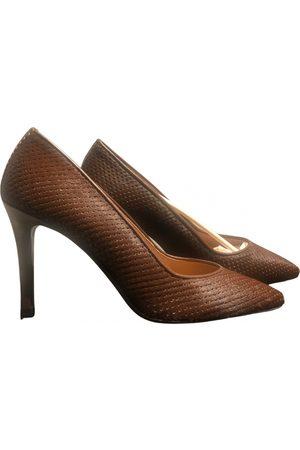 Fratelli Rossetti Pony-style calfskin heels