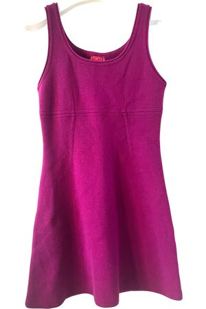 CHACOK Wool mid-length dress