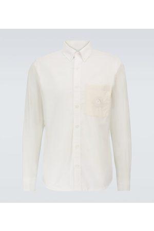 CRAIG GREEN Uniform cotton long-sleeved shirt