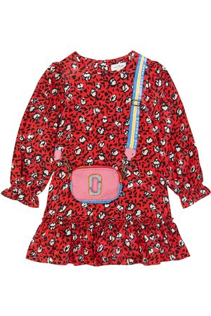 The Marc Jacobs Printed dress with pouch
