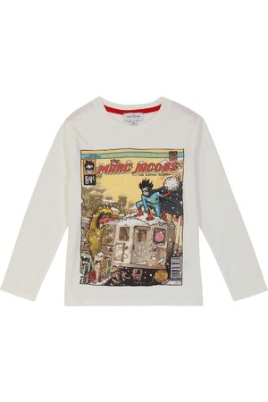 The Marc Jacobs Printed long-sleeved T-shirt