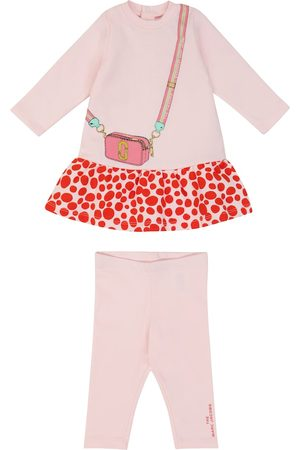 The Marc Jacobs Baby dress and leggings set
