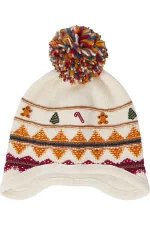 Loro Piana Eufrasia cashmere knit beanie