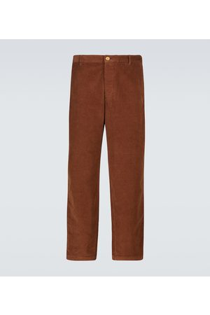 Acne Studios Straight-leg corduroy pants