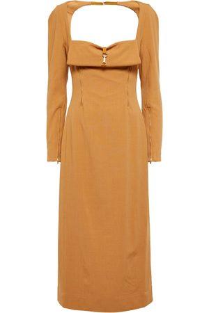 Jacquemus Women Midi Dresses - La Robe Terra midi dress
