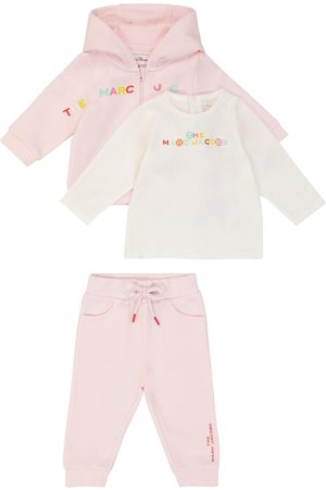 The Marc Jacobs Baby tracksuit and top set