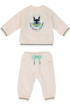 The Marc Jacobs Baby sweater and sweatpants set