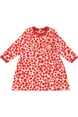 The Marc Jacobs Baby printed cotton-blend dress