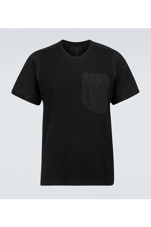 Byborre Cotton T-shirt with pocket