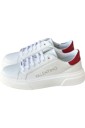 Valentino by Mario Valentino Leather trainers