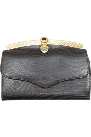 Judith Leiber Leather clutch bag