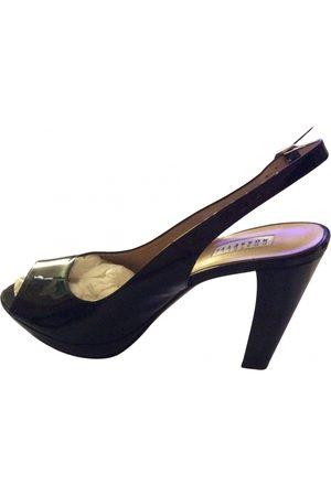 Fratelli Rossetti Patent leather sandals