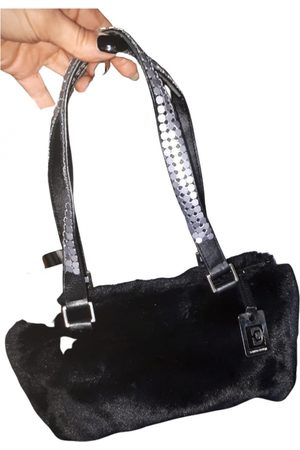 Enrico coveri Faux fur handbag