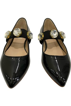 Polly Plume Patent leather flats