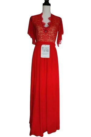 Forever Unique Lace maxi dress