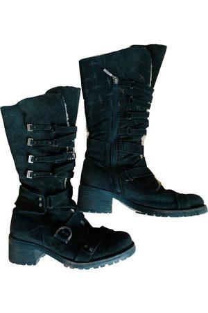 Cesare Paciotti Biker boots