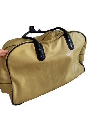 Nike Leather travel bag