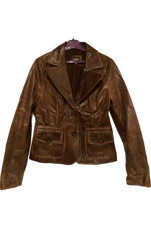 Mexx Leather biker jacket