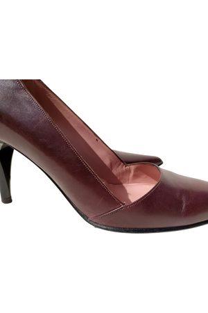 Fratelli Rossetti Leather heels