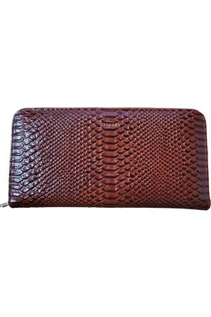 UTERQUE Leather wallet