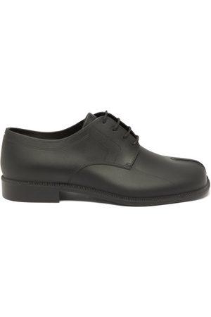 Maison Margiela Tabi Split-toe Rubber Derby Shoes - Mens