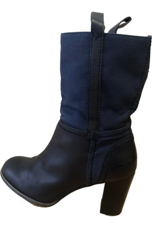 G-Star Leather ankle boots
